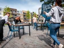 'Laat terrassen buiten Alphense centrum ook tot half één open blijven'