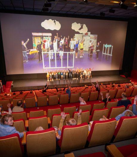 De Boomhut kijkt coronaproof naar eigen eindmusical in Lentse bioscoopzaal