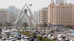 Dubai test digitale nummerplaten uit