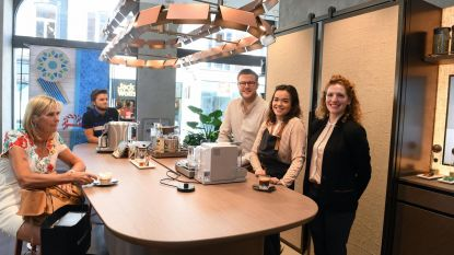 Nespresso Boutique opent deuren