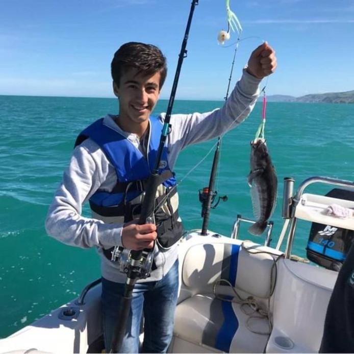 Hamza Mustafa had al veel vrienden in Nieuw-Zeeland gemaakt.