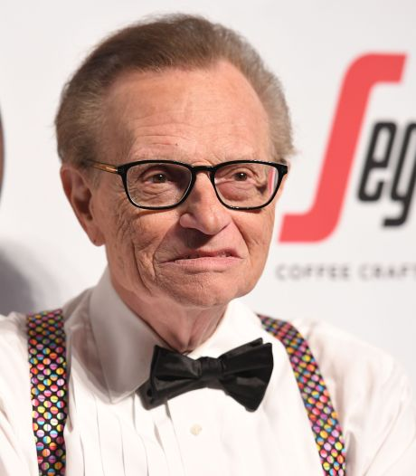 Talkshowlegende Larry King (87) overleden