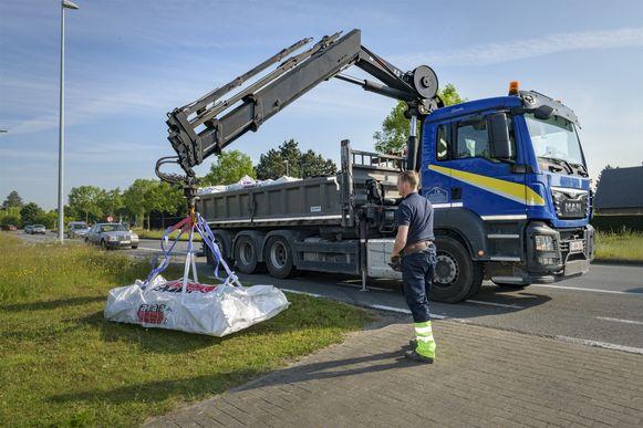 Asbest binnenbrengen op het containerpark is terug mogelijk vanaf dinsdag 14 juli.