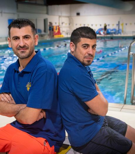 De Helster is een warm bad voor Syrische badmeesters Firas en Husam