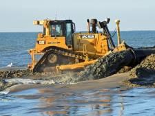 Kustgemeenten moeten meebetalen aan behoud van brede stranden voor toerist