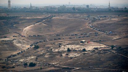 Opnieuw blauwhelmen op Golanhoogten