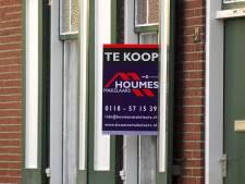Alleen in Zeeland meer huizen verkocht