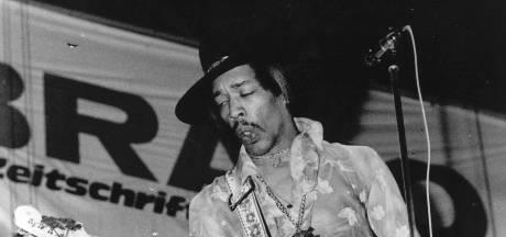 Gitaar van Jimi Hendrix levert 183.000 euro op