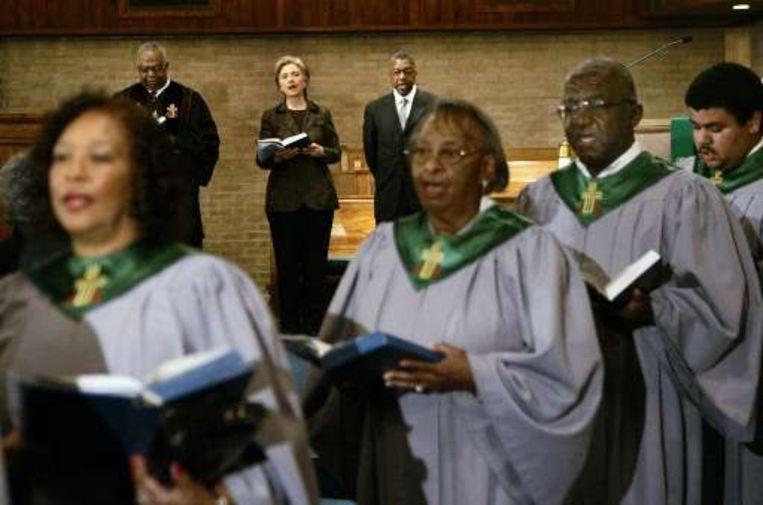 Clinton En Obama Bakkeleien Over Erfenis Martin Luther King