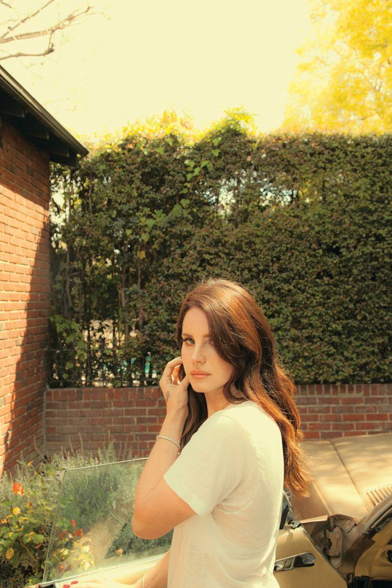 Lana Del Rey Beeld Neil Krug
