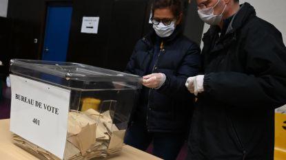 Lokale verkiezingen in Frankrijk: nog nooit zo weinig stemmers