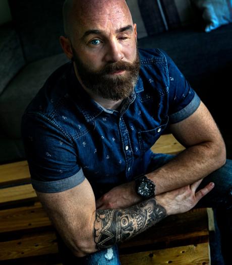 Ervaringsdeskundige Lex uit Eindhoven wil slachtoffers van misdrijven helpen