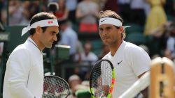 """""""Egoïsten"""" Federer en Nadal krijgen veeg uit de pan van qualifier: """"Enkel bezig met hun nalatenschap"""""""