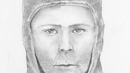 Politie zoekt aanrander met stoppelbaard