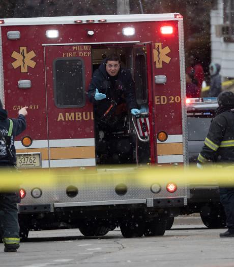 Zes doden bij schietpartij in fabriek in Amerikaanse stad Milwaukee