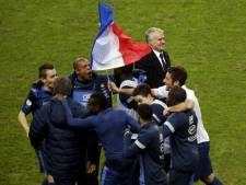 """""""Et un, et deux, et trois zéro"""": la France l'a fait!"""