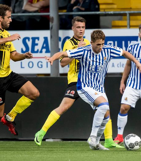 VVV-Venlo geeft het goede voorbeeld aan Feyenoord