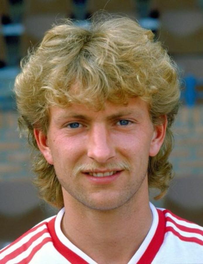 Patrick Bosch in zijn tijd bij FC Twente. Foto: ANP.