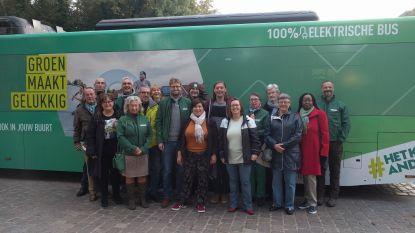 Groen voert actie voor moderne tram