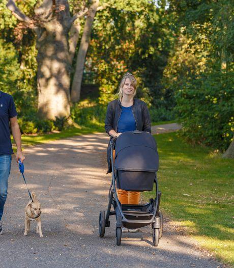 Jorien en Spencer lanceren bijzonder plan voor Zwolse wijk Stadshagen: 'Maak hier een bos!'