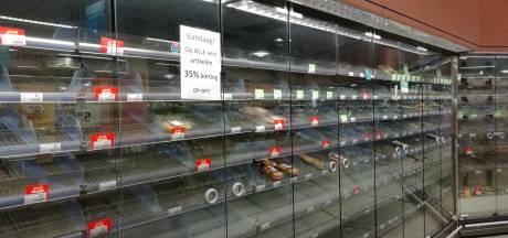 Albert Heijn winkelcentrum Wolfsberg op de schop en 'deelt uit'