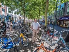 'Fietsgarage onder de Brabantse Turfmarkt en Molslaan voorkomt dat Delft vastloopt'