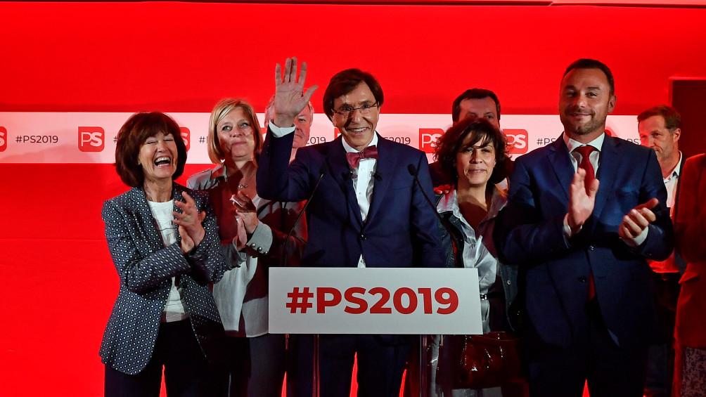 Percée monumentale du Vlaams Belang, le PS recule mais reste 1er en Wallonie et à Bruxelles