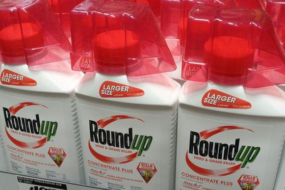 Monsanto produceert onder meer Roundup.