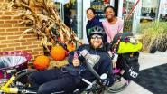 Dramatisch ongeval: slachtoffer James (32) doorkruiste VS met ligfiets voor kindjes met kanker