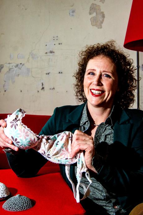 Suzanne wil met bh-Qup vanuit Deventer de wereld veroveren