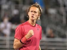 Première finale ATP pour Sebastian Korda, fils d'un ancien numéro 2 mondial