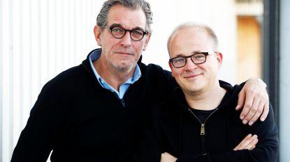 """In 'Donderen In Keulen' is Sven De Leijer de vedette en Rob Vanoudenhoven de publieksopwarmer: """"Je krijgt in elk geval minder bagger over je heen"""""""