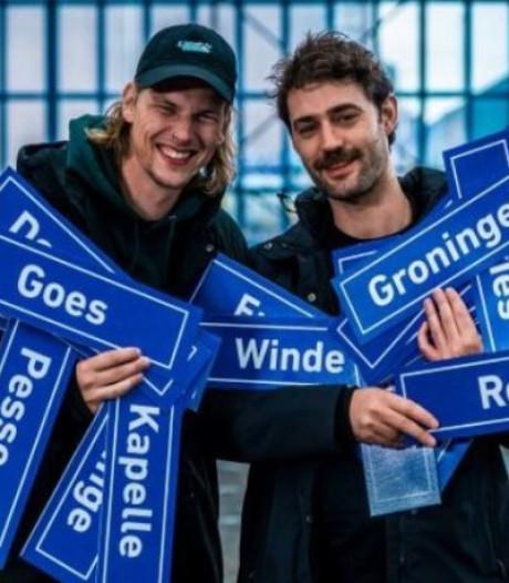 Koolwijk, Schaijk en Reek bereiden 3FM-dj's een warme ontvangst