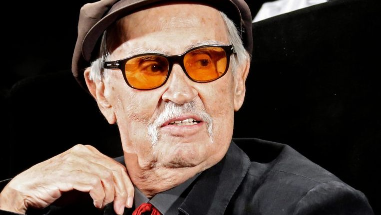 De Italiaanse filmregisseur Vittorio Taviani Beeld anp