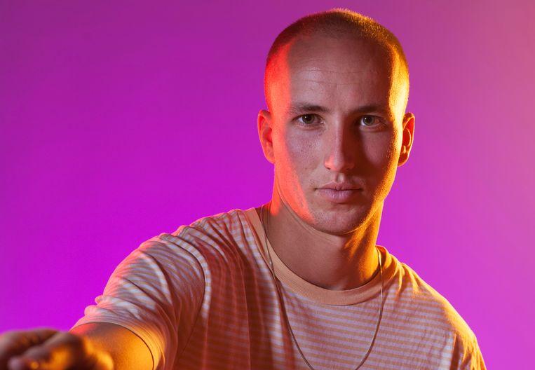 DJ Daniël van Ringelstein Beeld Martijn Gijsbertsen