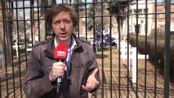 VTM NIEUWS-journalist Robin Ramaekers op zoek naar 'de Iraniër vandaag'