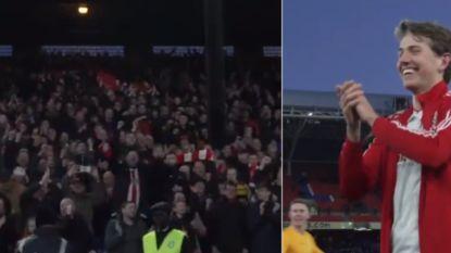 Twee dagen bij de club en al een eigen lied: Sheffield-fans bezorgen Sander Berge kippenvel