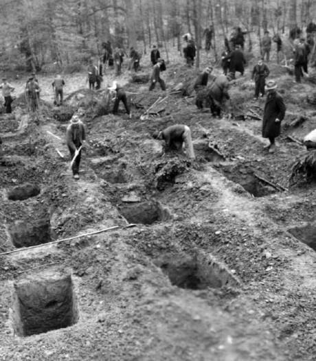 Archeologen graven laatste herinnering aan berucht Duits nazibloedbad op