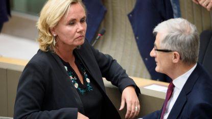 Geert Bourgeois neemt ontslag op 1 juli, Liesbeth Homans allicht tijdelijke opvolger