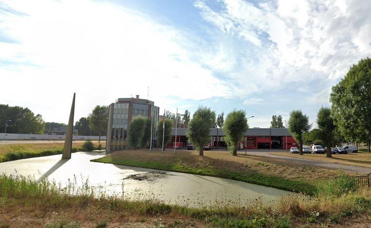 De brandweerkazerne in Hoofddorp Beeld Google Street View