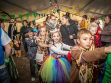 Het feest is losgebarsten in Lewedorp