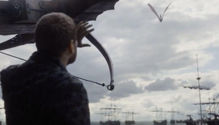 Het is Drogon!