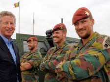 Retrait belge d'Afghanistan de septembre à fin 2014