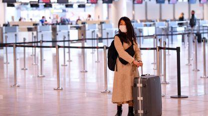 Mondmaskers verplicht in luchthavens van Zaventem en Charleroi