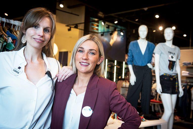 Een job die niet als een job voelt. Zo omschrijft Magali haar baan als shopmanager bij ZEB Wetteren.