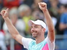 Tennisser Middelkoop hoopt de ware nu gevonden te hebben