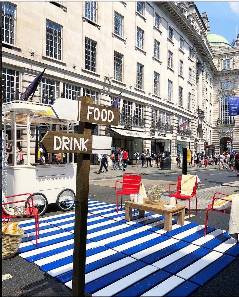 Summer Streets Festival in Londen