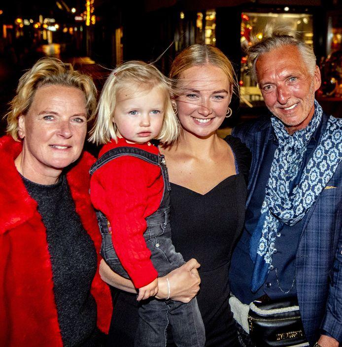 De familie Meiland verkast op later moment naar Hengelo.