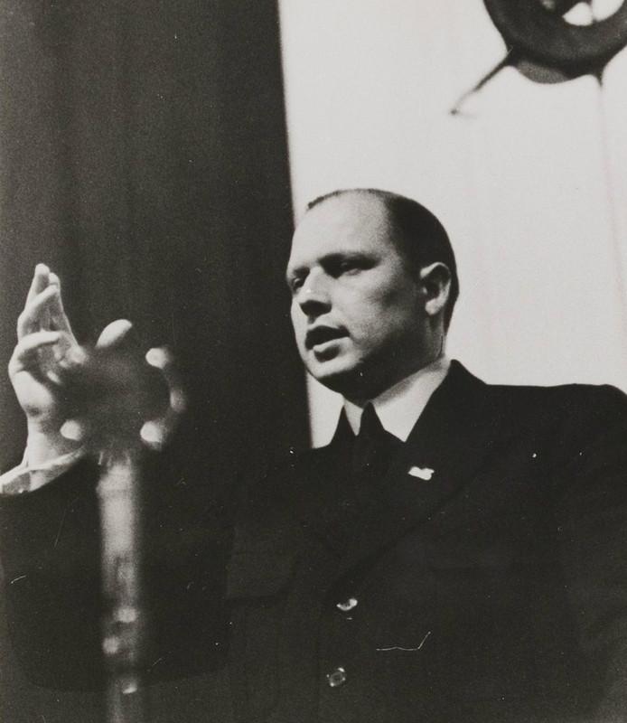 Arnold Meijer. Archieffoto: collectie gemeente Oisterwijk