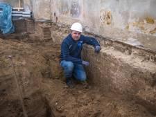 Het oudste stukje Zwolle aangetroffen in Grote Kerk: 'Enorm belangrijkste vondst'